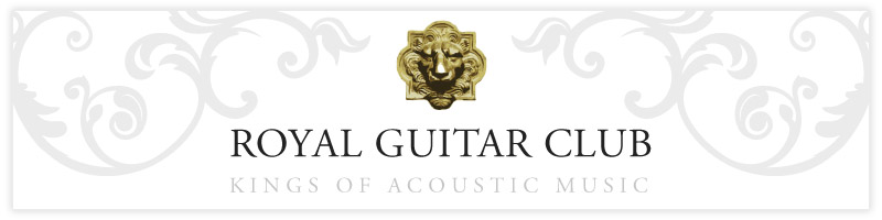 Royal Guitar Club - Kings of Acoustic Music