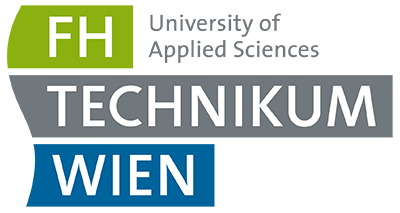 Logo University of Applied Sciences Technikum Wien, AT-Vienna